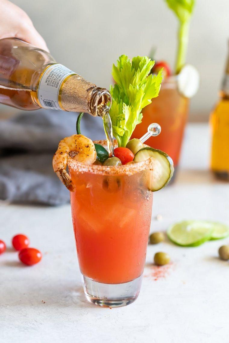 cócteles mexicanos hacer-casa-michelada
