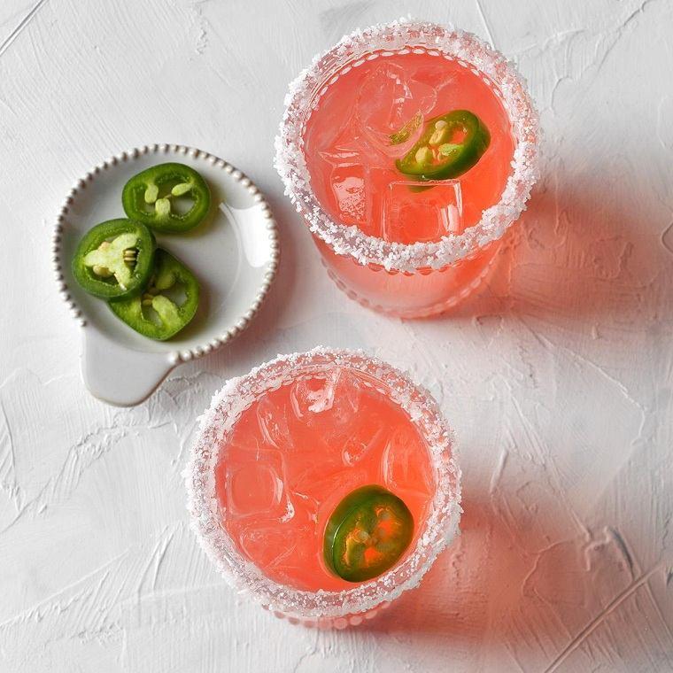 cócteles mexicanos margarita