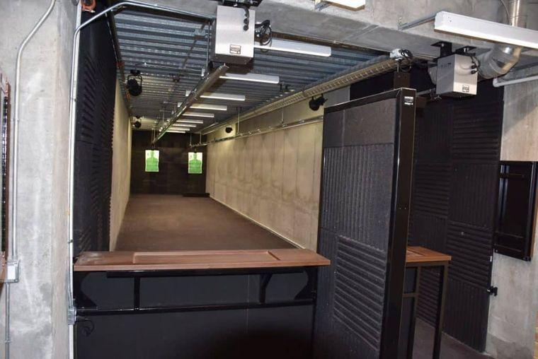 condominio subterraneo campo de tiro