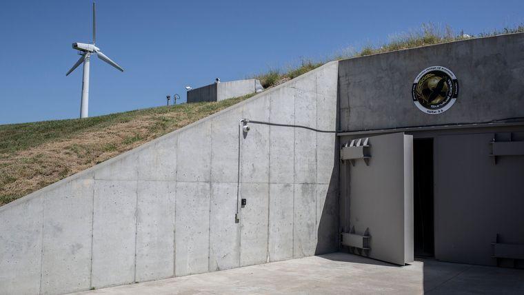 condominio subterraneo entrada