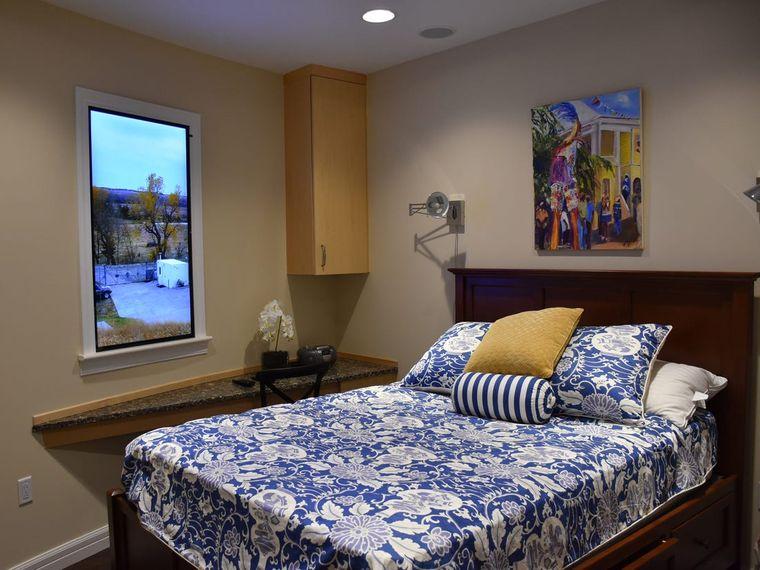condominio supervivencia dormitorio