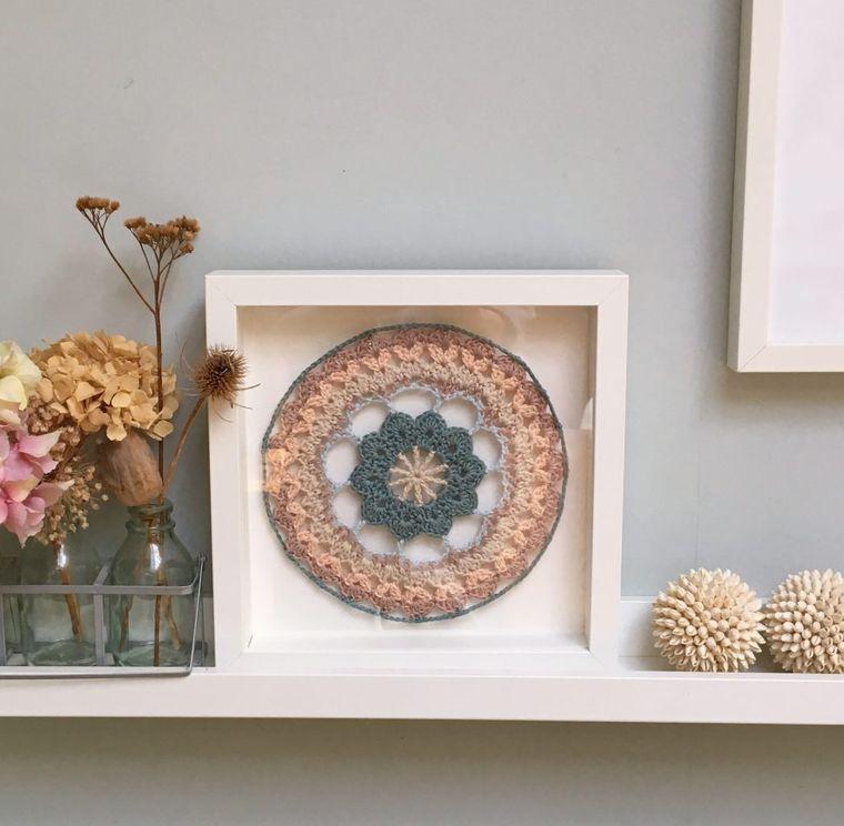 decoración con mandalas elemento decorativo