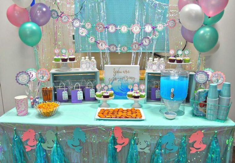 decoración de cumpleaños fiesta infantil