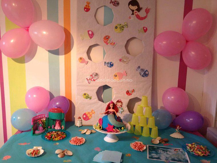 decoración de cumpleaños infantil sencilla