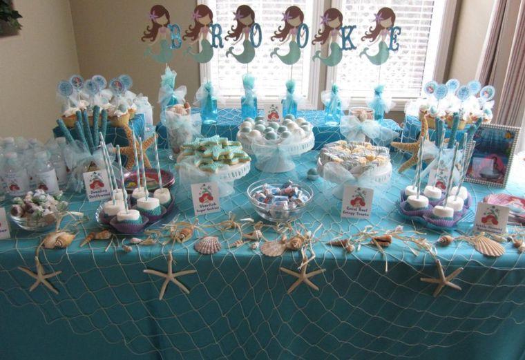 decoración de cumpleaños niña