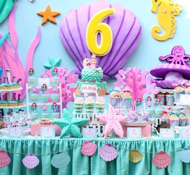 decoración de cumpleaños tematica