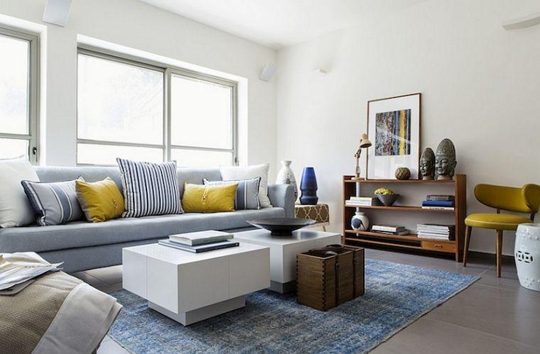 decoración ecléctica minimalista