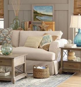 decoración salón muebles