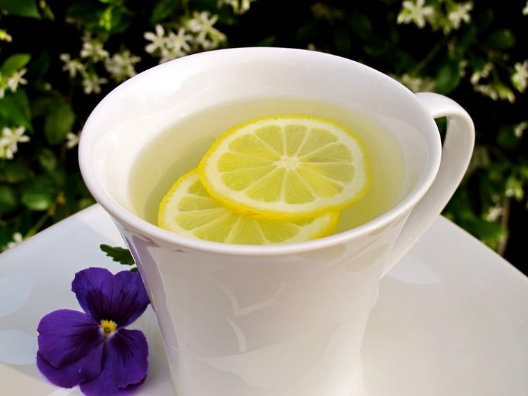 desintoxicar el cuerpo agua limon