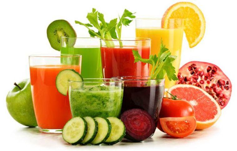 desintoxicar el cuerpo con jugos