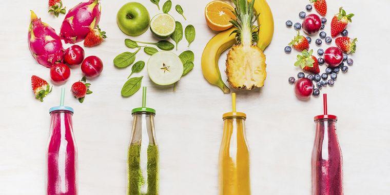 desintoxicar el cuerpo frutas verduras