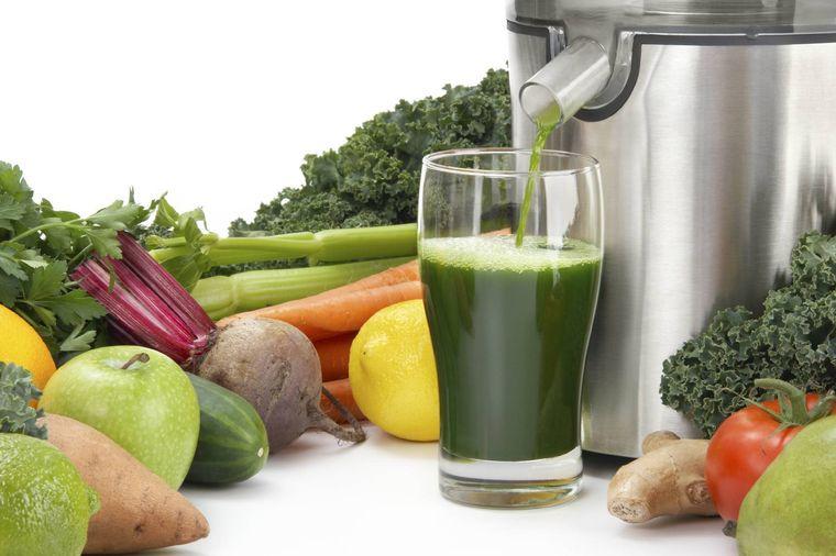 desintoxicar el cuerpo jugos vegetales