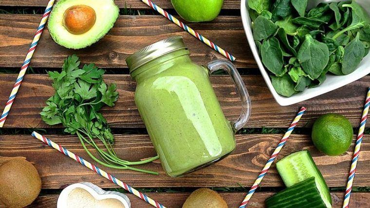 desintoxicar el cuerpo jugos verdes