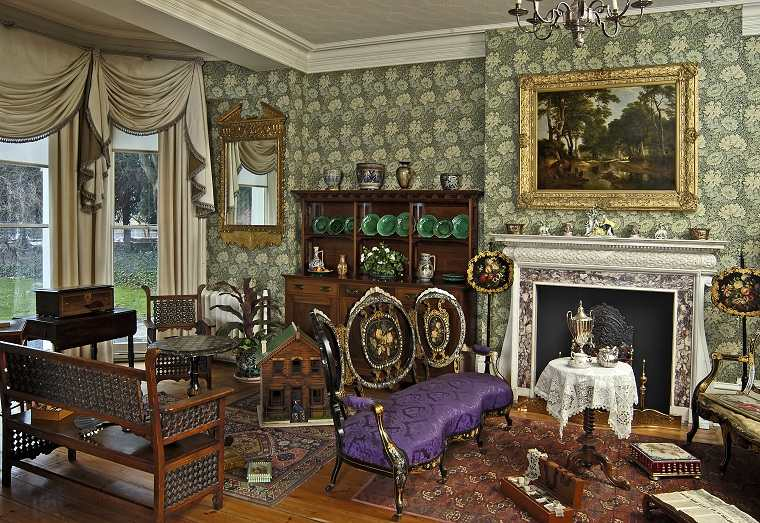 estilo gótico ideas-combinar-muebles