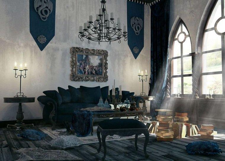 estilo gótico-ideas-sofa