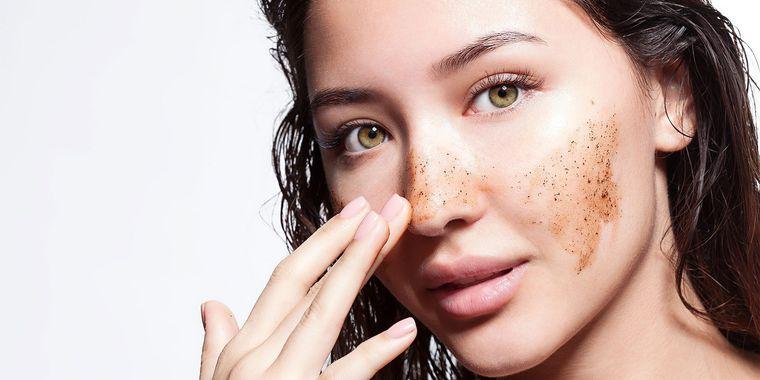 exfoliante facial casero facil