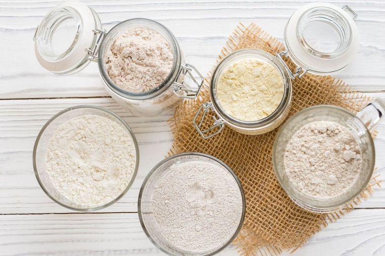 exfoliante facial casero leche avena harina