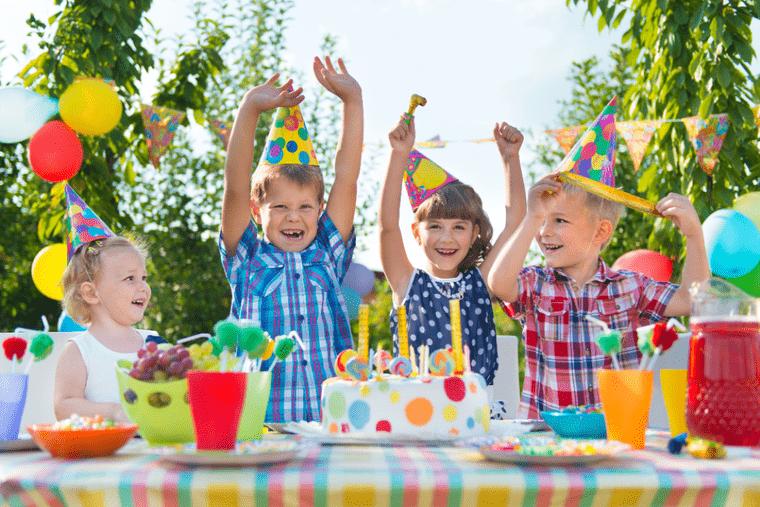 fiestas infantiles verano