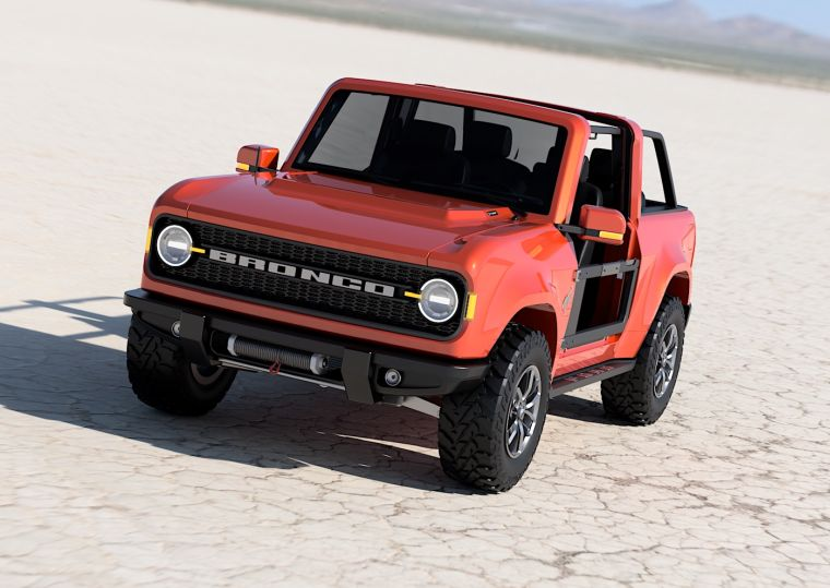 ford bronco 2021 sport