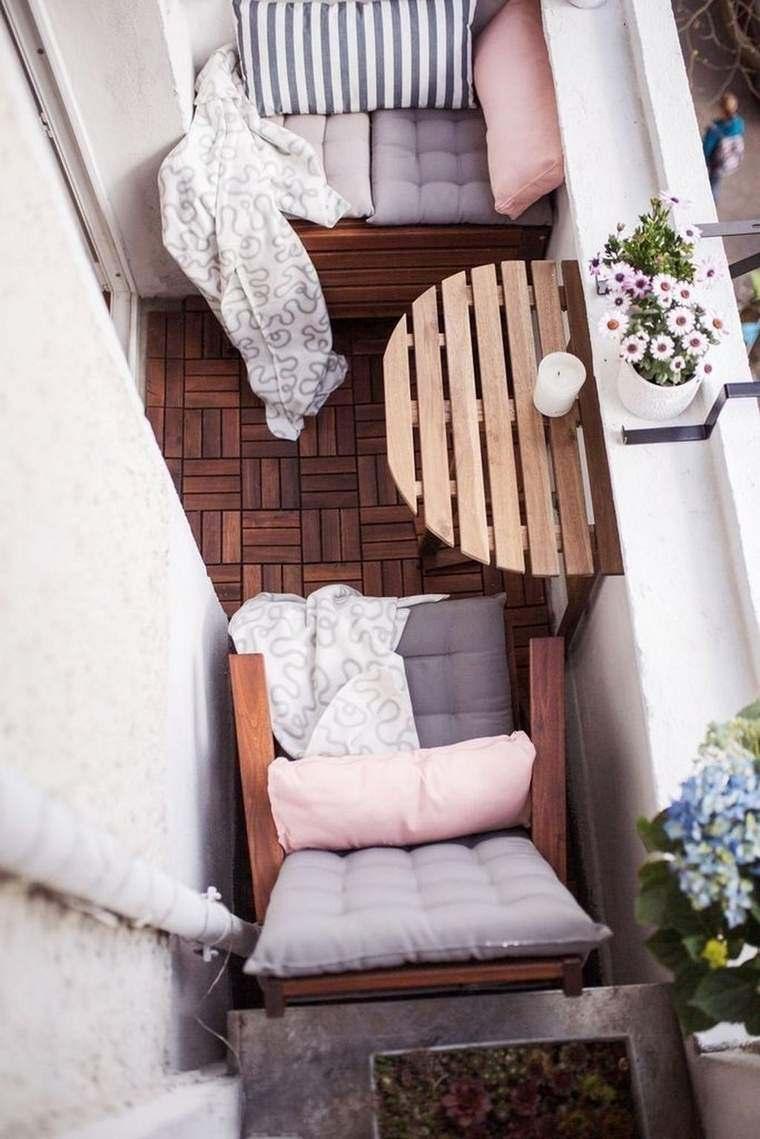 ideas creativas balcon estrecho