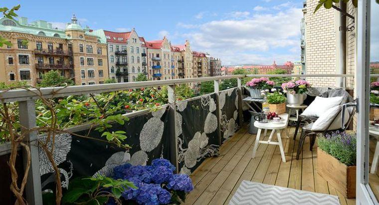 ideas creativas balcon verano