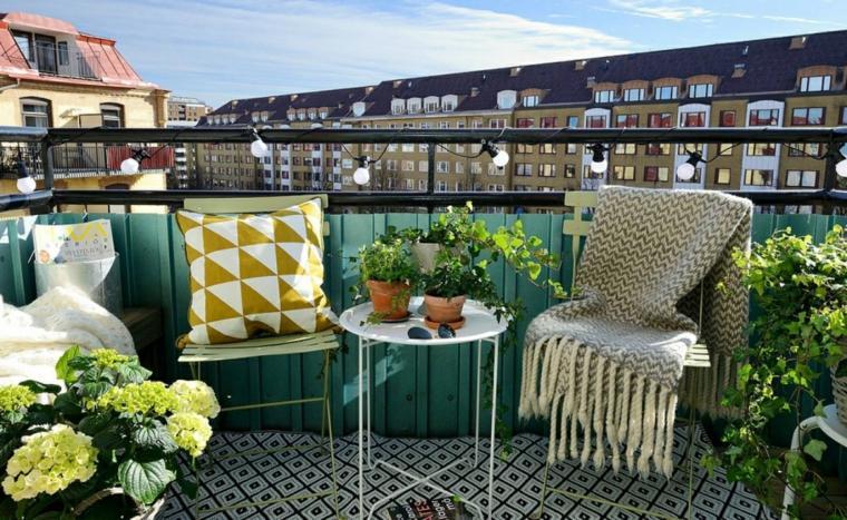 ideas creativas decoracion balcones