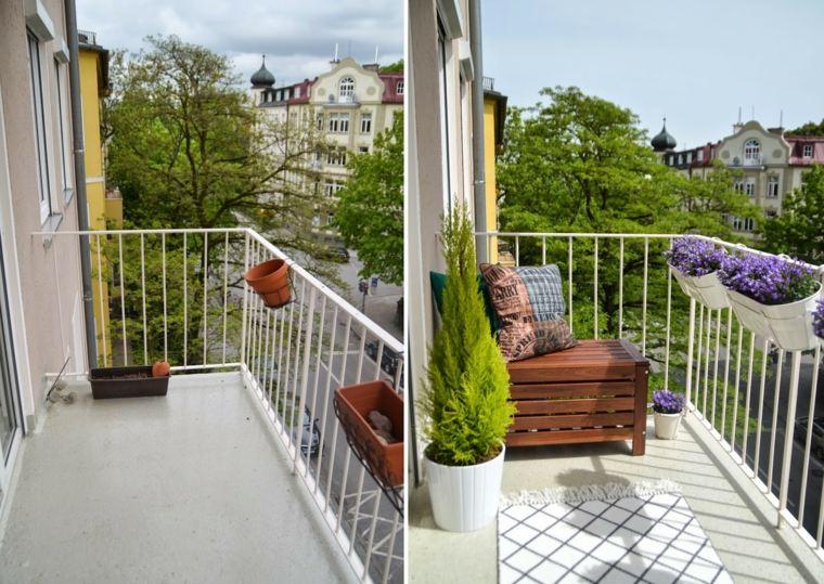 ideas creativas remodelacion balcon
