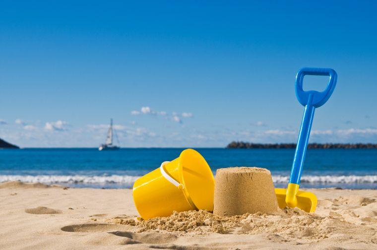 juegos para entretenerse en playa