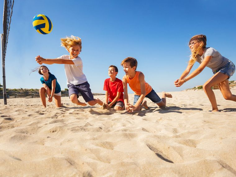 juegos para entretenerse voleibol