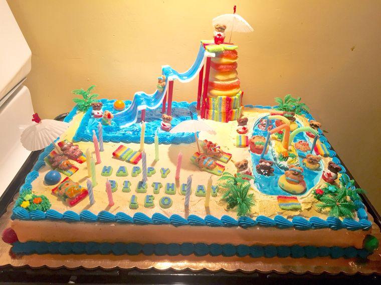 pasteles infantiles diseño