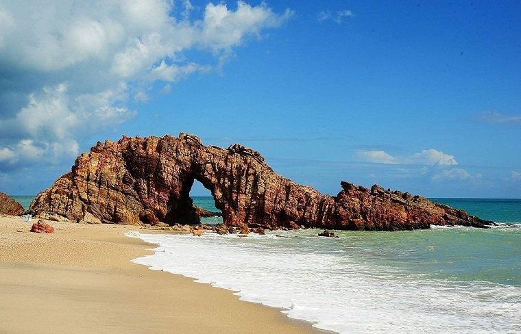 playas de Brasil-belleza