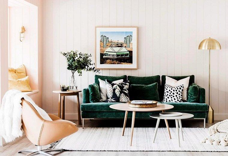 sofas-pequenos-color-verde-ideas