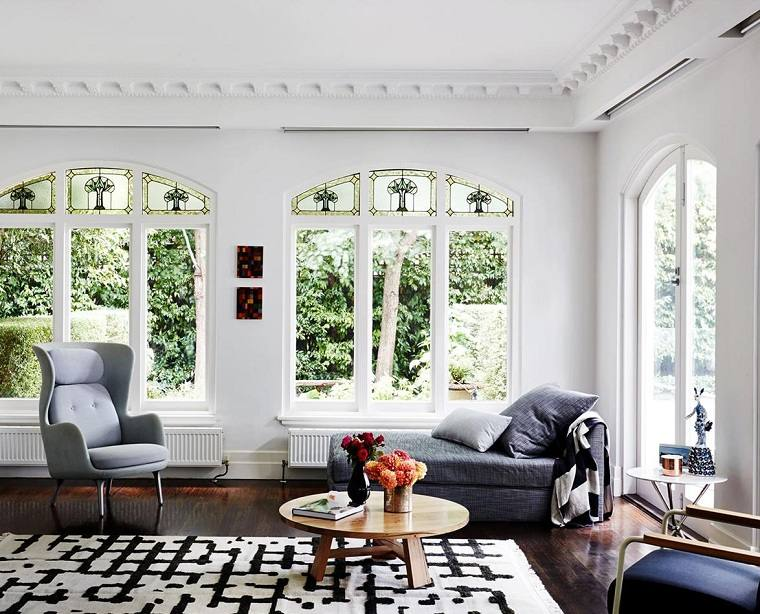 Sofas pequeños-decorar-ideas