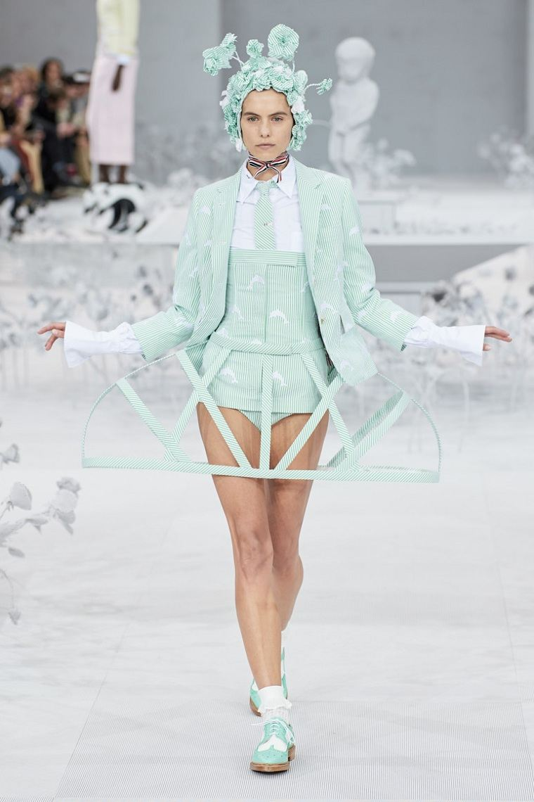 Tendencias verano 2020 Thom-Browne