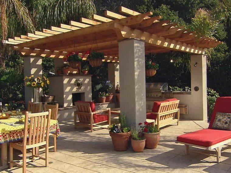 terrazas con encanto diseño