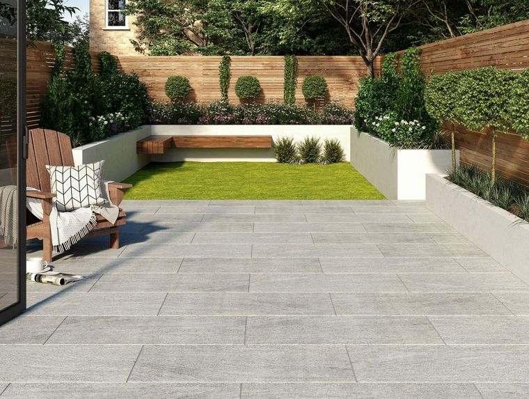 charming terraces granite floor