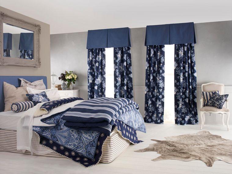tipos de cortinas dormitorio