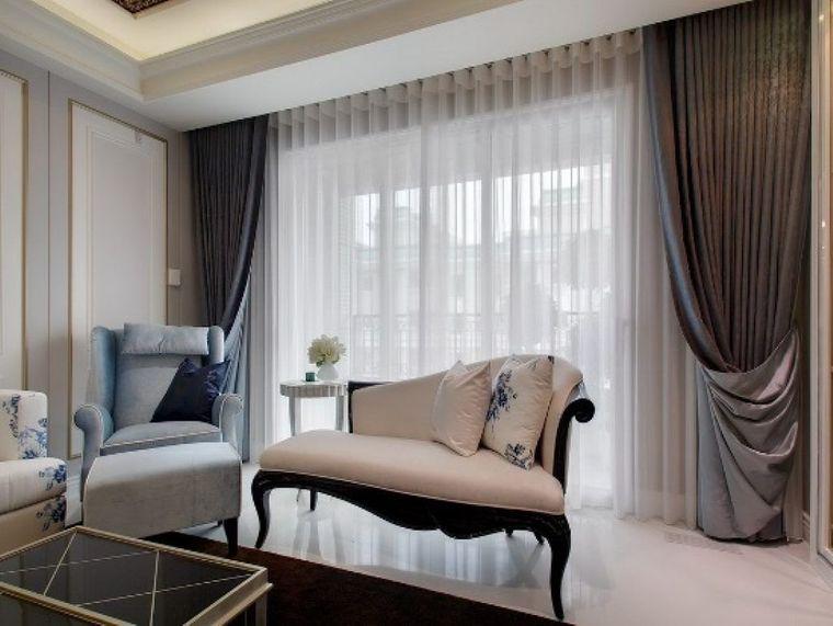 tipos de cortinas elegantes