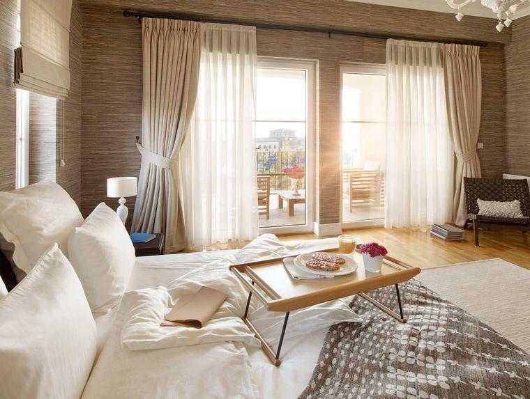 tipos de cortinas habitacion