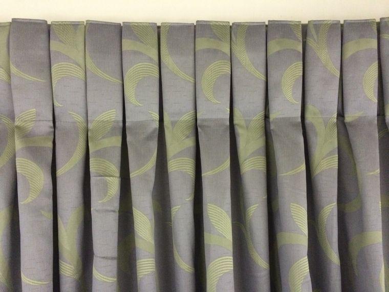 tipos de cortinas plisado caja