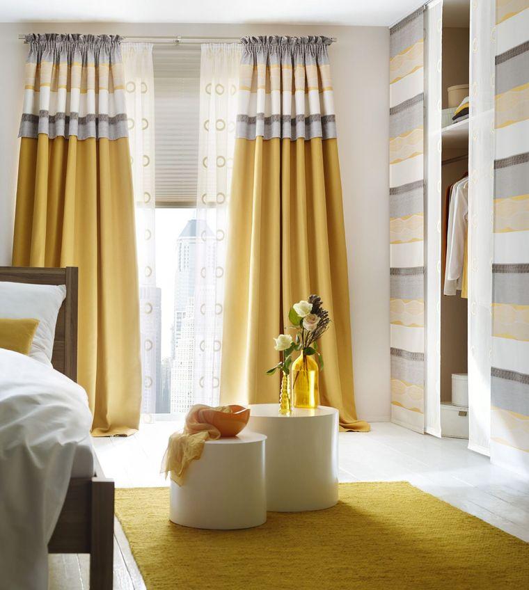 tipos de cortinas tratamiento ventanas
