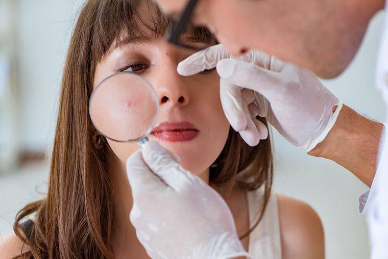 tipos de piel dermatologo