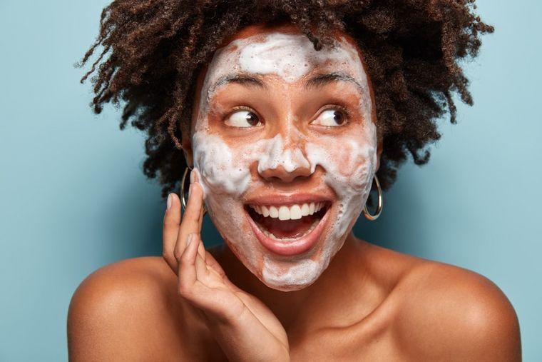 tipos de piel limpieza diaria