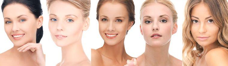 tipos de piel prevencion saludable