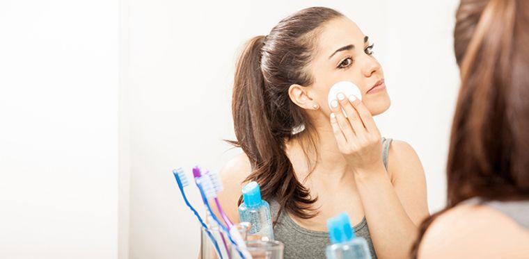 tipos de piel rutina cuidado