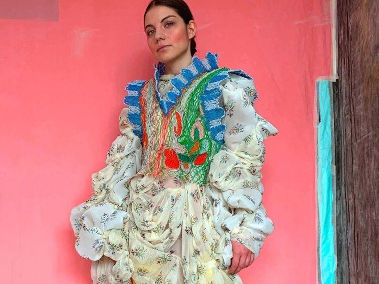 vestidos originales diseño alexandra sipa
