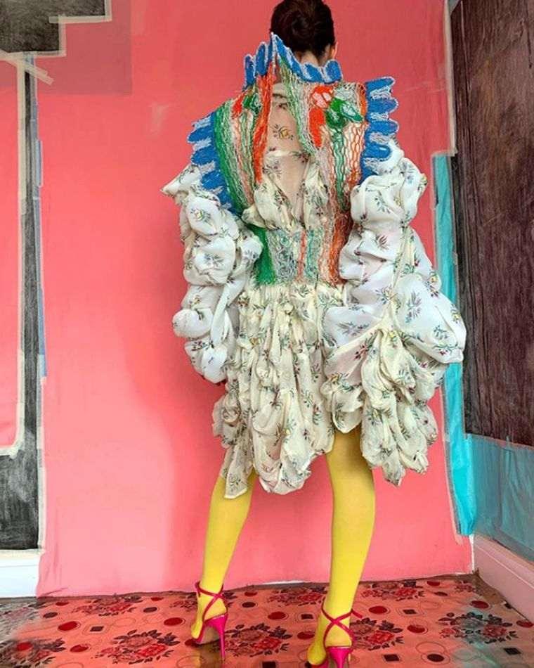 vestidos originales diseño