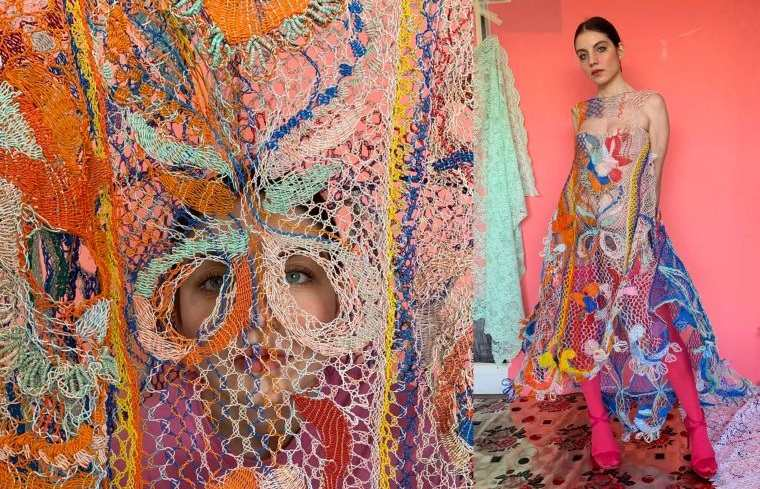 vestidos originales por alexandra sipa