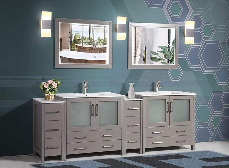 baños modernos almacenamiento baño