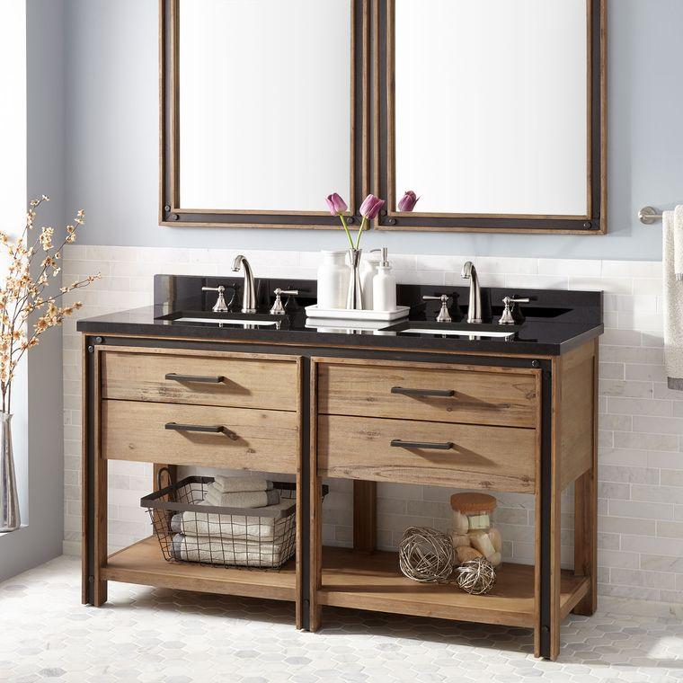 baños modernos almacenamiento compacto